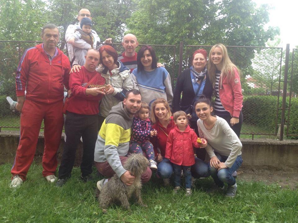 Filip porodica i prijatelji