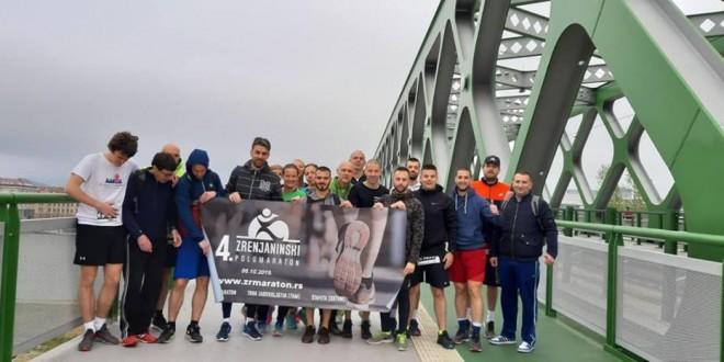 Zrenjanin - Trenjaninski maratonci na maratonu u Bratislavi - foto Privatna arhiva 3