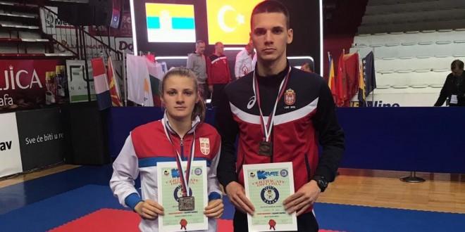 tri medalje sa Balkanijade