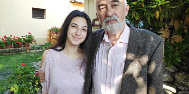 Zrenjanin - Mila Vukobrat i profesor Rako Tomović najbolja iz istorije u Srbije foto B.Grujić