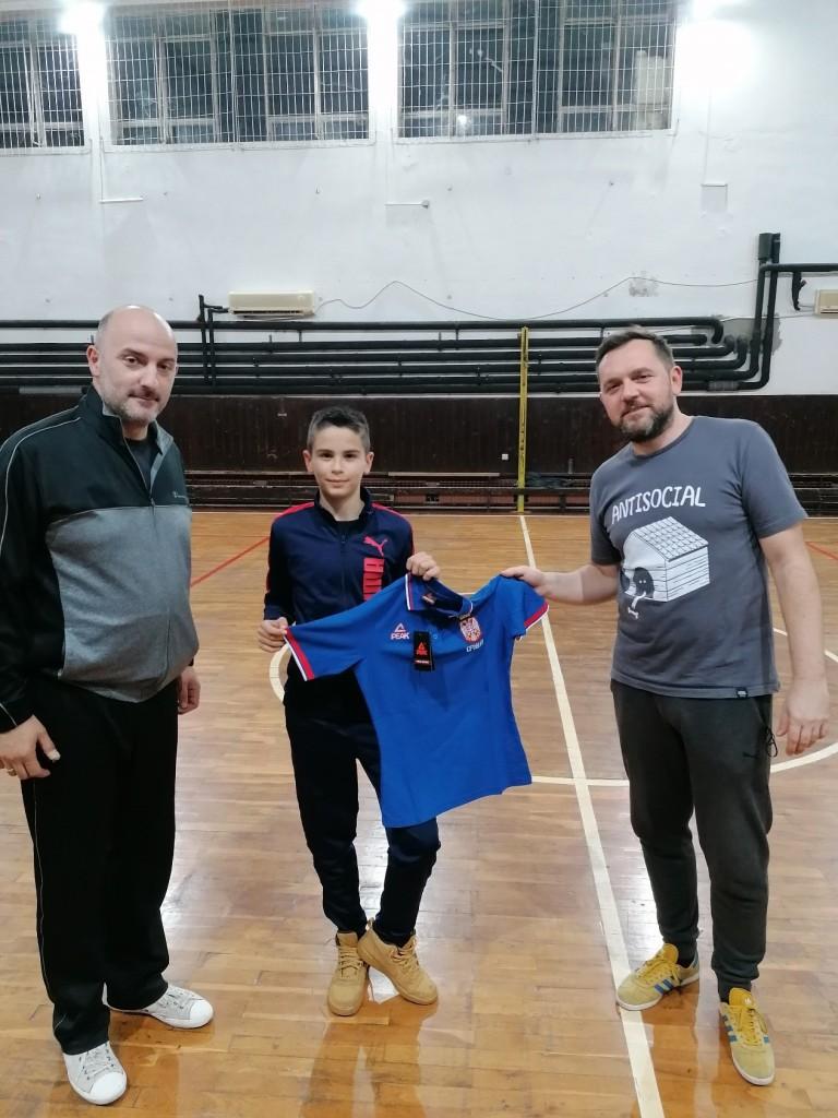 MVP TURNIRA U ZRENJANINU – ALEKSANDAR DIMITRIJEVIĆ ZRENJANINAC