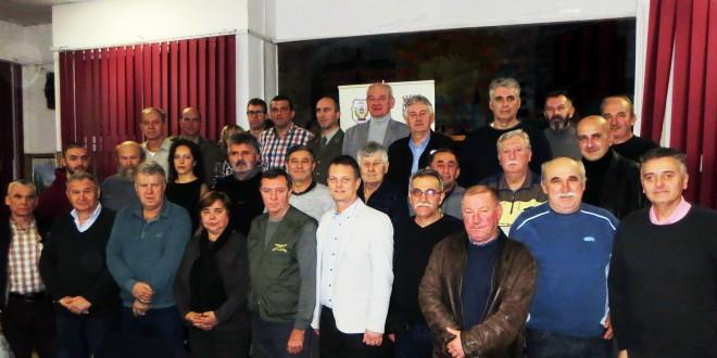 Uccesnici skupsstine ORVS Zrenjanin