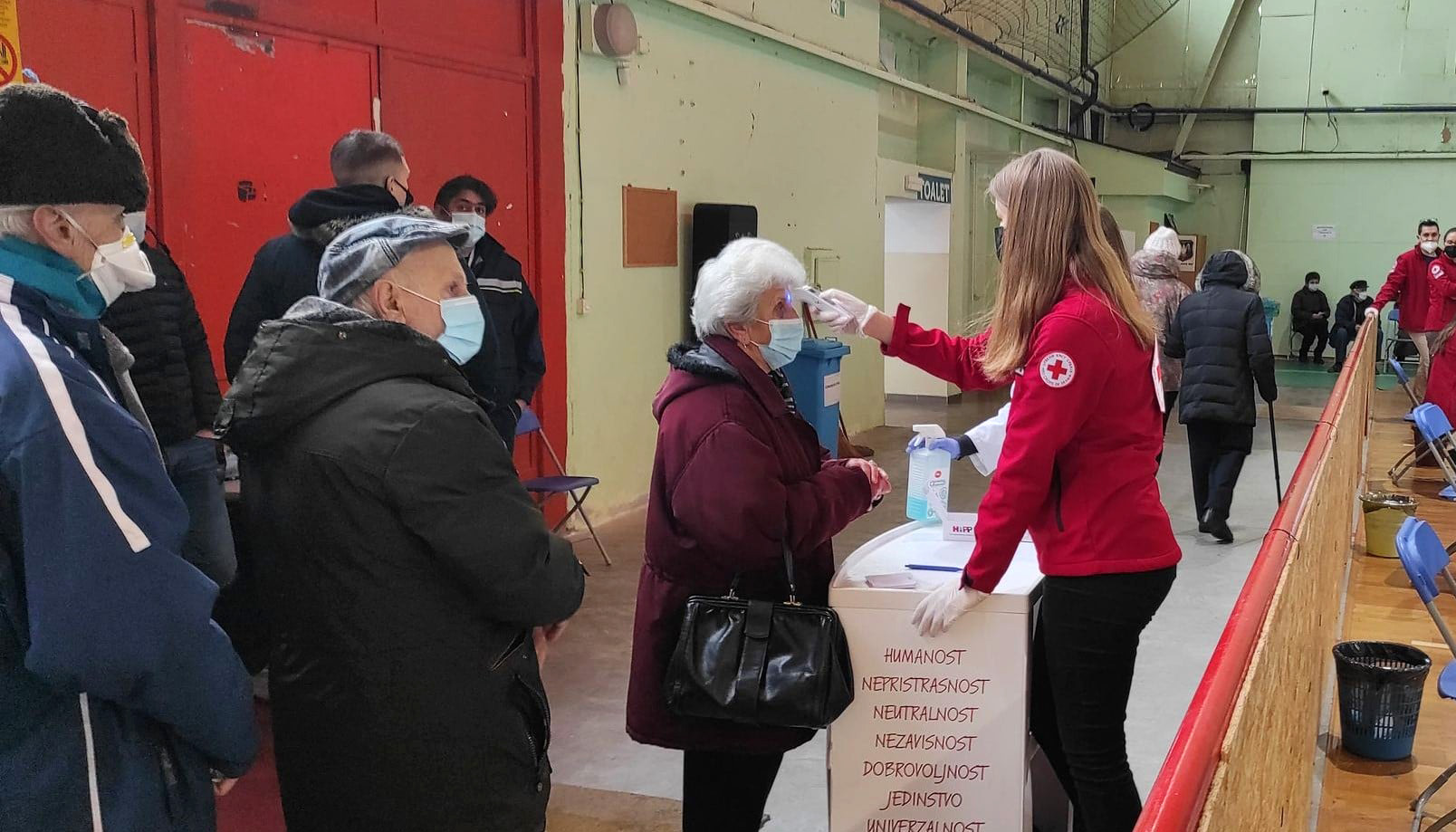 Volonteri Crvenog krsta u Medisonu (3)