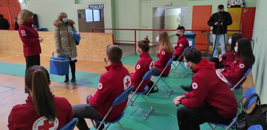 Volonteri Crvenog krsta u Medisonu (7)