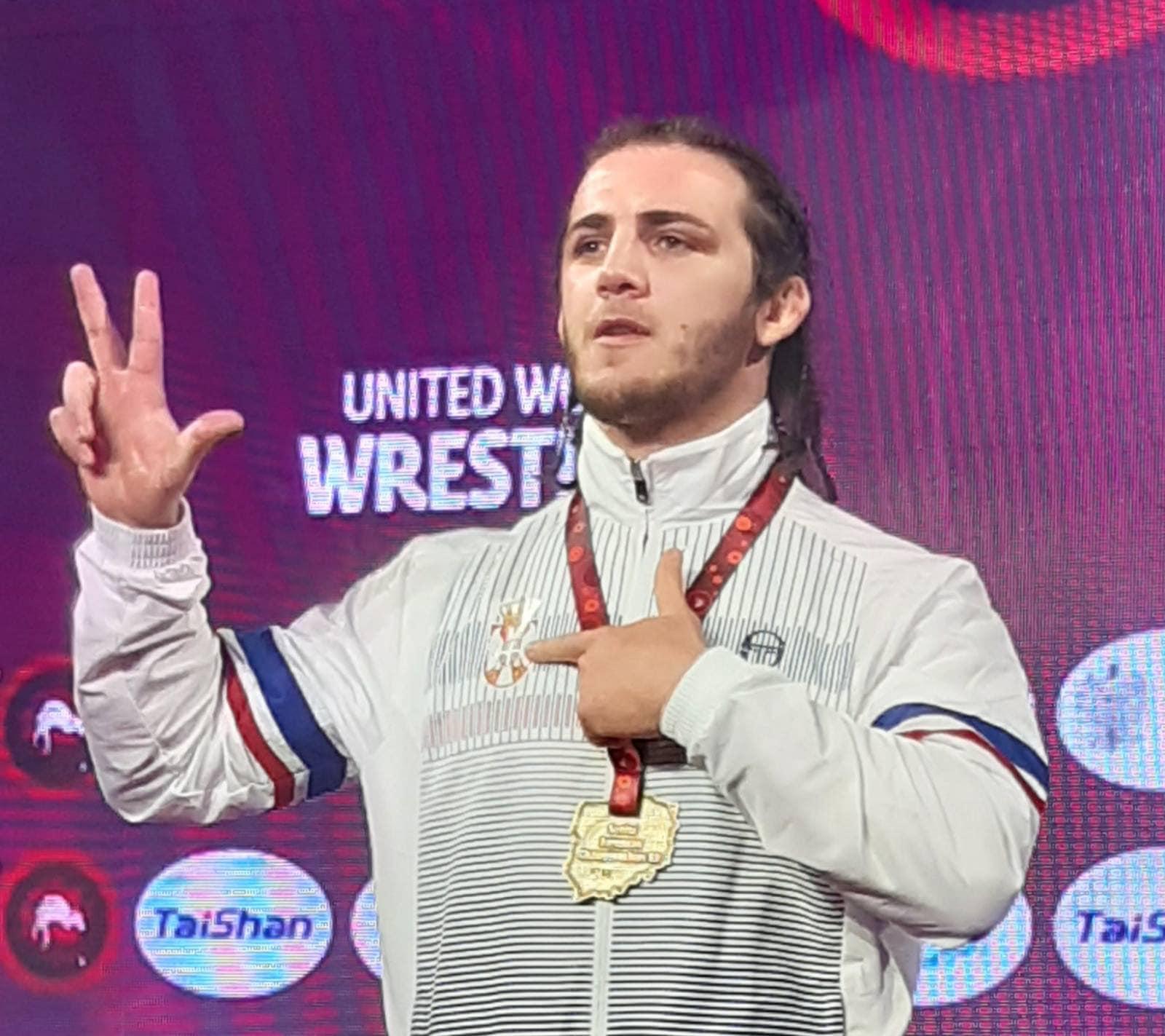 Zurab Datunasvili zlato Varsava