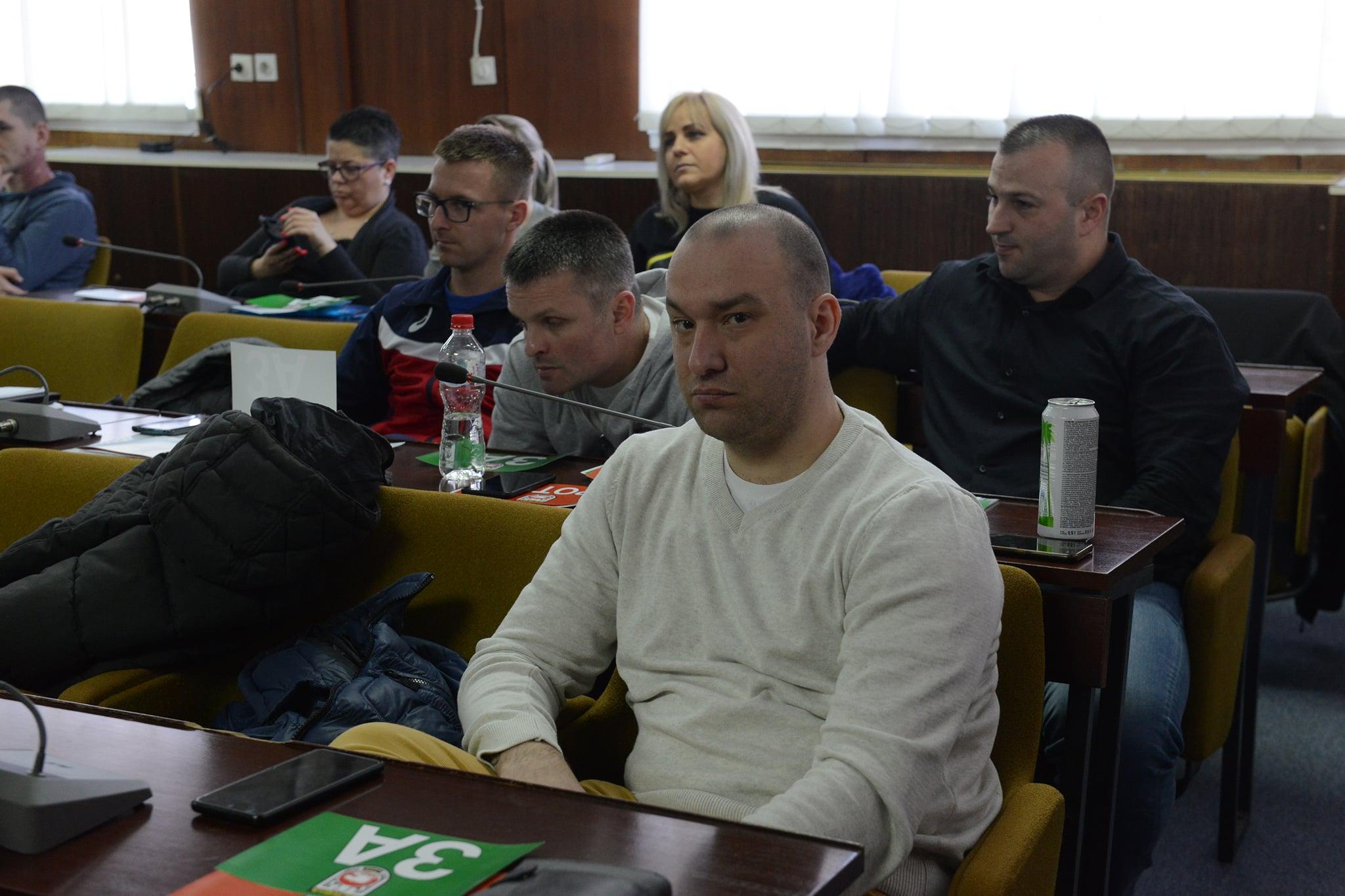 Nikola Vukelic clan izvrsnog odbora i marketing menadzer FSS