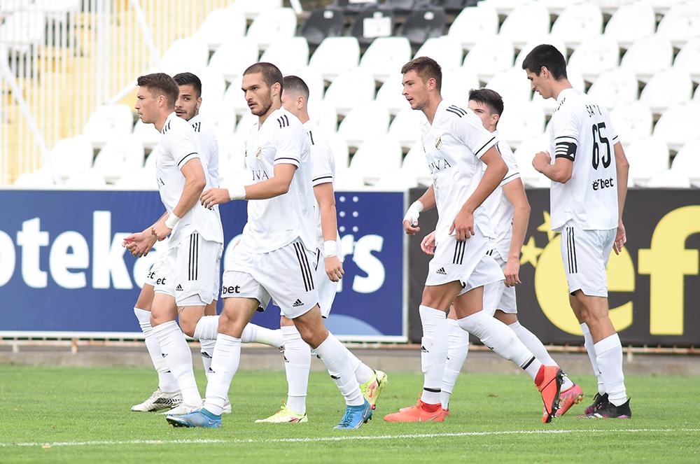 CUKARICKI vs SPARTAK Beograd, 18.09.2021. foto: Milan Rasic  Fudbal, Cukaricki, Spartak   xyz