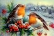 ptice za plakat radionica